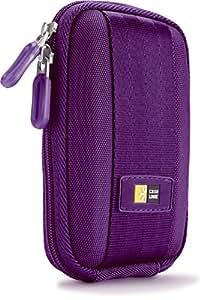 Case Logic QPB301P Etui en nylon pour Appareil photo ultra-compact Violet