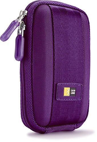 Case Logic QPB301 EVA Hardcase Kompaktkamera-Tasche violett