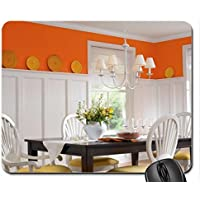 Spring Country Kitchen Mouse Pad, Mousepad (Houses Mouse Pad)
