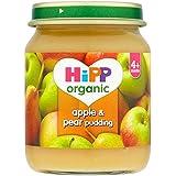 HiPP Organic Apple & Pear Pudding 125g