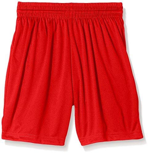 JAKO, Pantaloni corti Bambino Pantaloni sport Valencia, Rosso (Rot), 4
