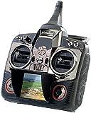 Simulus Zubehör zu Drohnen-Bausätze: FPV Profi-Fernsteuerung DEVO-F7 2,4 GHz DSSS (Quadrocopter GPS)