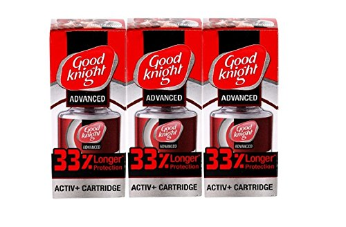 Good knight Activ Plus Liquid Refill 33 Percent Extra Protection...
