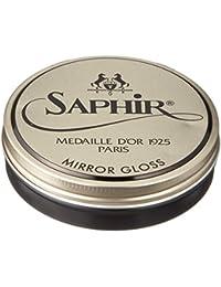 ZAFIRO Canadiense Regeneración Crema para cuero - Marrón Claro, 75 ml