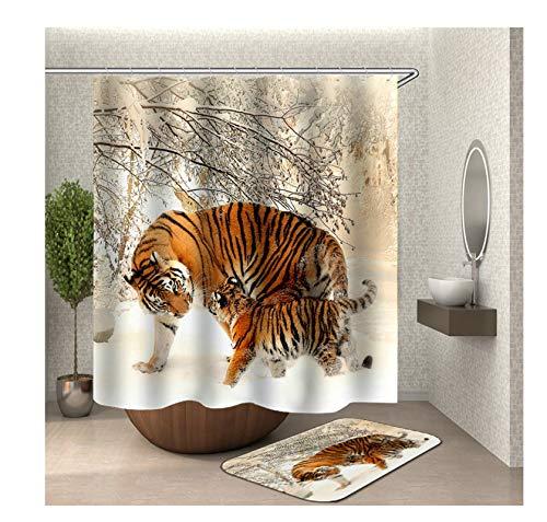 Tiger Klebefolie zur