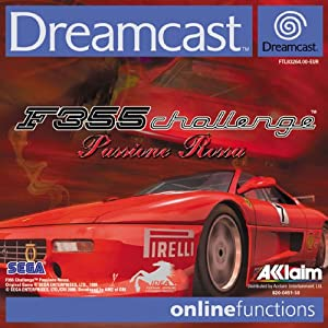 F355 Challenge passione Rossa – Dreamcast – PAL