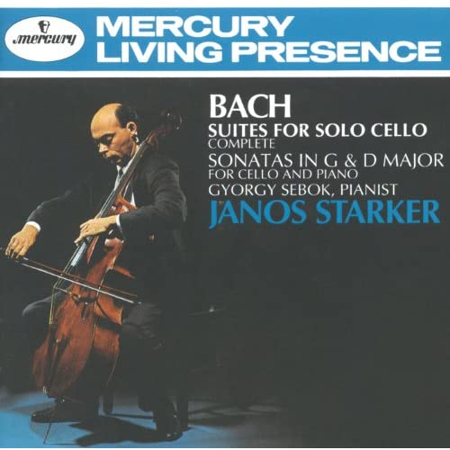 J.S. Bach: Suite for Cello Solo No.1 in G, BWV 1007 - 4. Sarabande