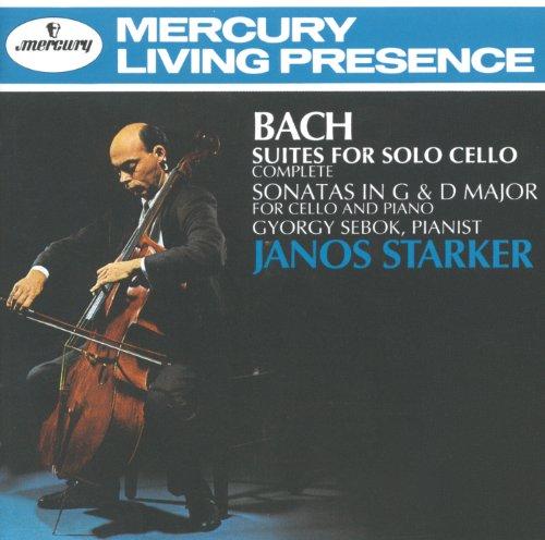 Bach, J.S.: Suites for Solo Ce...