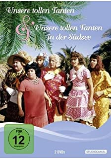 Unsere tollen Tanten / Unsere tollen Tanten in der Südsee [2DVD's]