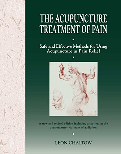 Acupuncture Treatment of Pain by Leon Chaitow (1-Mar-1996) Paperback