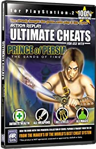Prince Of Persia Ultimate Cheat Disc Ps2 Amazon Co Uk Pc Video Games