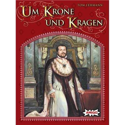 Um Krone und Kragen (Familien- und Gesellschaftsspiel) (Krone-kartenspiel)