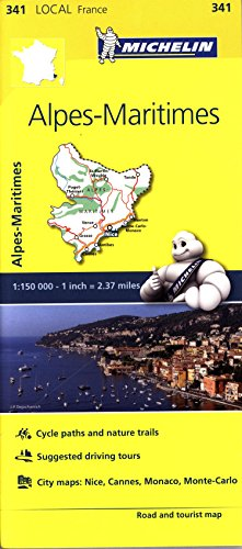 Descargar MAPA LOCAL ALPES MARITIMES
