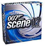 Mattel James Bond Scene It? DVD Game
