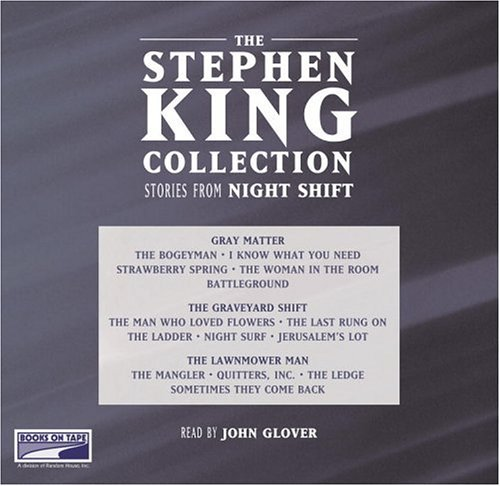 [(The Stephen King Collection: Stories from Night Shift)] [by: Stephen King]