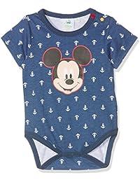 Disney Mickey Babies Body - bleu marine
