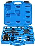 DASBET - Kit de Herramientas de combinación de alineación y Cierre de Cadena para Motores de Gasolina y diésel Ford Mazda