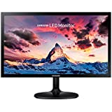 Samsung 21.5 inch (54.6 cm) LED Monitor - Full HD, TN Panel with VGA, HDMI Ports - LS22F355FHWXXL (Black)