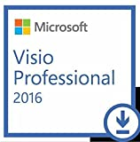 Microsoft Visio Professional 2016 Full 1 User lifetime License key PC download Bild