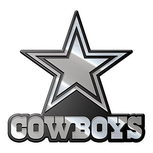 las Cowboys Premium Metall Auto Emblem ()