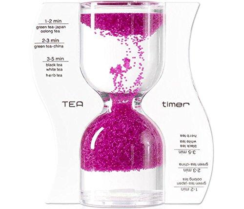 PARADOX Tea timer, Sanduhr - pink