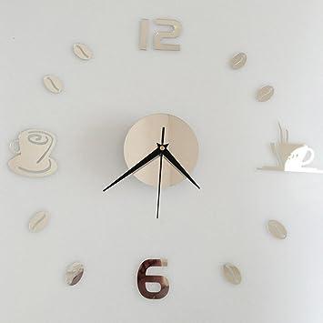 Wall ClocksClode Modern Colorful Stylish Elegant Silent