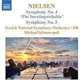 Nielsen: Symphonies Nos.4 & 5