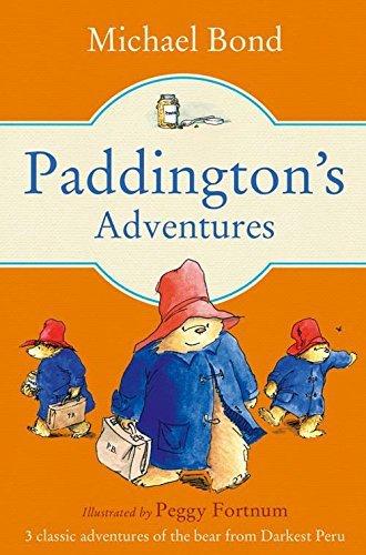 Paddington's Adventures (Paddington) by Michael Bond (27-Mar-2014) Paperback