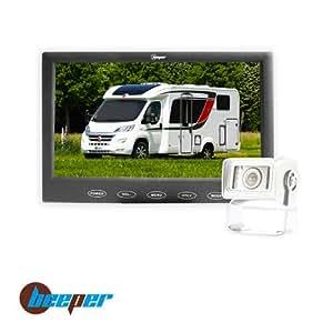 Beeper RWEC110X-N Caméra de Recul Haute Définition Ecran, 7 - Pouces