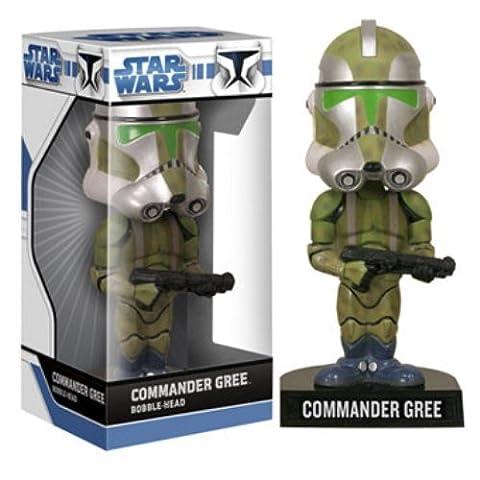 Star Wars: Commander Gree Previews Exclusive Bobble Head