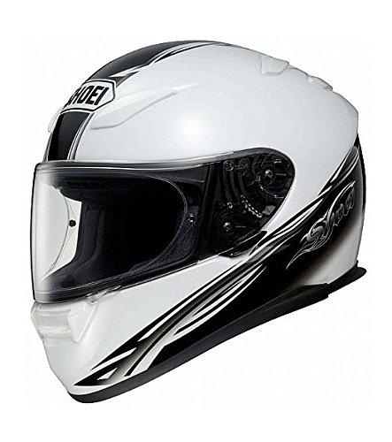SHOEI XR-1100 SWELL TC-6 Integralhelm schwarz weiß Gr. L von BikerWorld