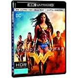 Wonder Woman Blu-Ray Uhd