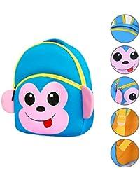 5ebefa3aa66b8e zaino scolastico infantile Piccola borsa Scuola di Viaggio con cartoni  animati per asilo primaria Bambini E