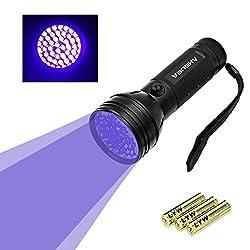 Vansky UV Flashlight Black Light from Vansky
