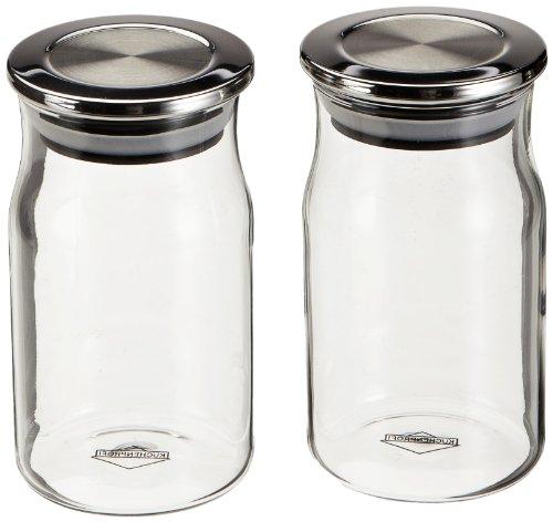 Küchenprofi 1001302802 - Juego de tarros para especias