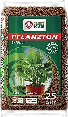 GREEN TOWER Pflanzton 25L von GREEN TOWER - Du und dein Garten