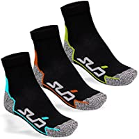 Sub Sports Dual Unisex Running Ankle Compression Socks All Season