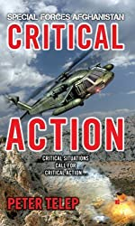 Special Forces Afghanistan: Critical Action by Peter Telep (2009-07-07)