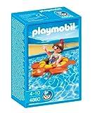 Playmobil 626637 - Vacaciones Niña Con Flotador