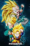Notebook: Gotenks , Journal for Writing, College Ruled Size 6' x 9', 110 Pages