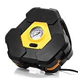 Crazy Trendz Air Pump Compressor 12V Electric Car Bike Tyre Tire Inflator