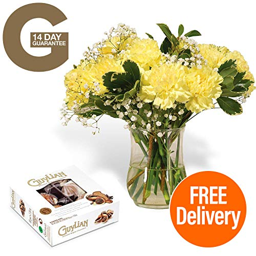 Fresh Flowers Delivered - 18 Yel...
