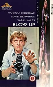 Blow Up [VHS] [UK Import]