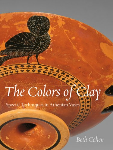 Colors of Clay: Special Techniques in Athenian Vases (Getty Trust Publications: J. Paul Getty...