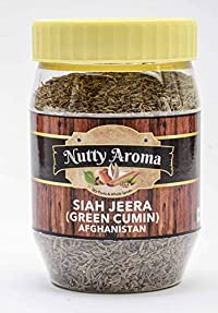 Nutty Aroma Siah Jeera from Afghanistan (Pack of 2)
