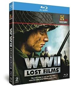 World War II: Lost Films (WWII in HD) [Blu-ray]