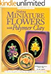 Making Mini Flowers With Polymer Clay...
