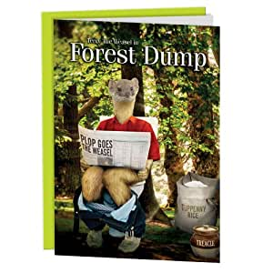 Forest Dump Card