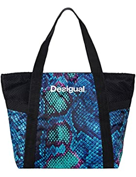 Desigual Damen Bols L Shopping Bag W Tasche