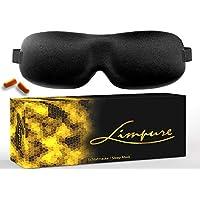 LIMPURE ✅⭐️⭐️⭐️⭐️⭐️✅Schlafmaske Damen und Herren. Premium Schlafbrille mit innovativ gewölbter Form für komplette... preisvergleich bei billige-tabletten.eu